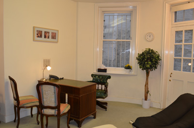 Harley Street Consulting Rooms Hire